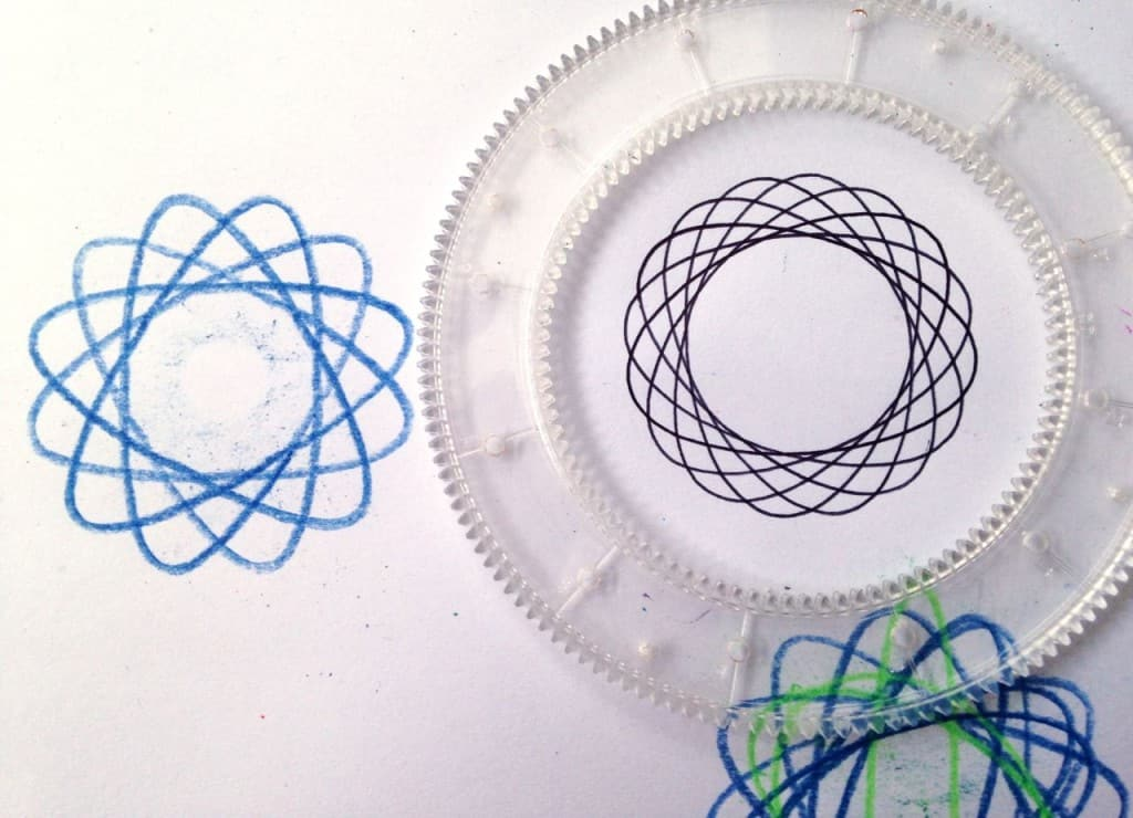 family unplugged time spirograph