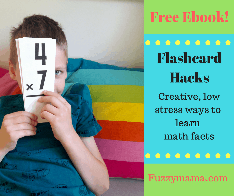Flashcard Hacks: Creative and Engaging Ways for Kids to Learn Their ...