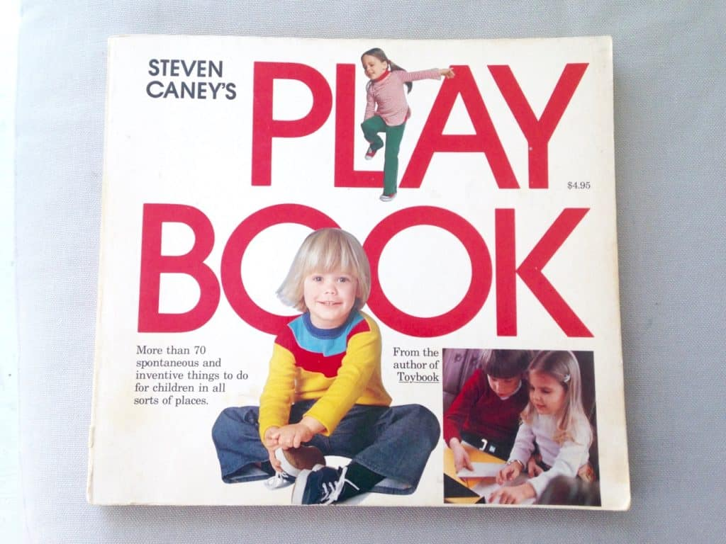 steven caney's play book