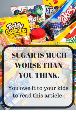 sugar is worse than you think