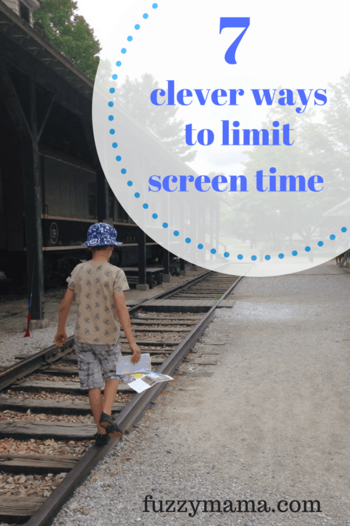 7 Clever Ways to Limit Screen Time This Summer