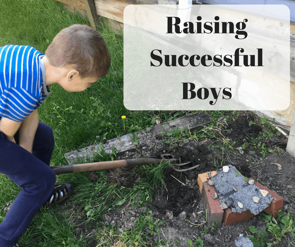 raising successful boys