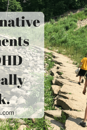 alternative treatments for adhd