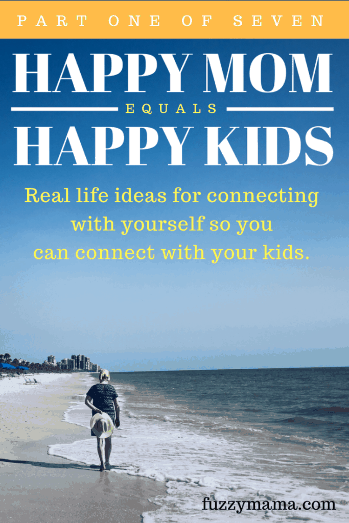 Connecting with Kids: Part One – Feed Yourself First
