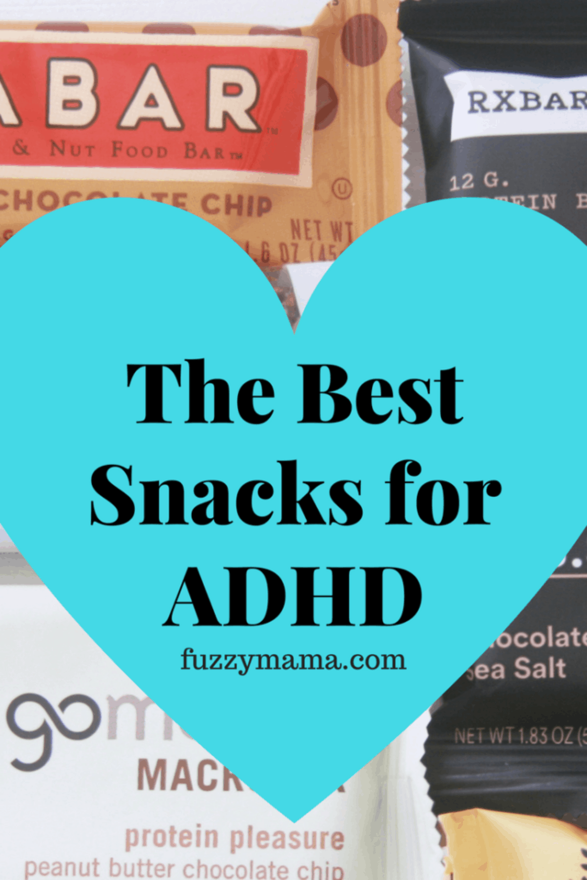 The Best Snacks for ADHD