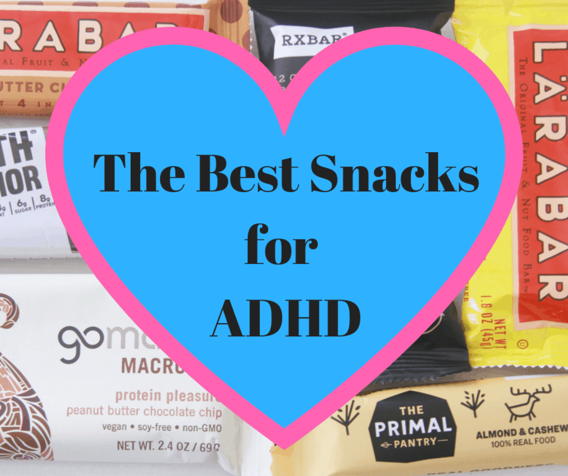 The Best Snacksfor ADHD