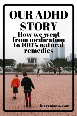 Our ADHD Story How We Went from medication to 100% natural remedies
