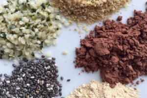 These superfoods can do wonders for your adhd kiddo. We know a great, high protein diet is important. Superfoods have so many benefits and can be added easily to lots of foods. We have found the best superfoods for adhd for our family.  My kids love these 5 superfoods.