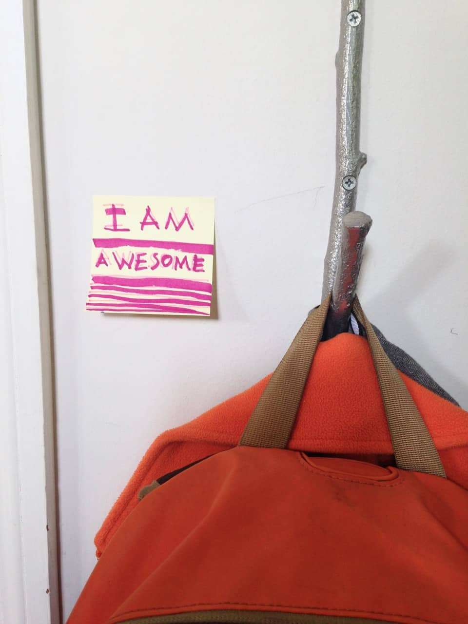 I am awesome positive self talk for kids