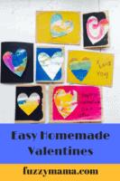 easy homemade valentines