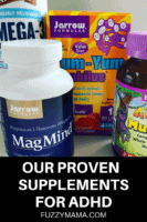 supplements for attention and focus