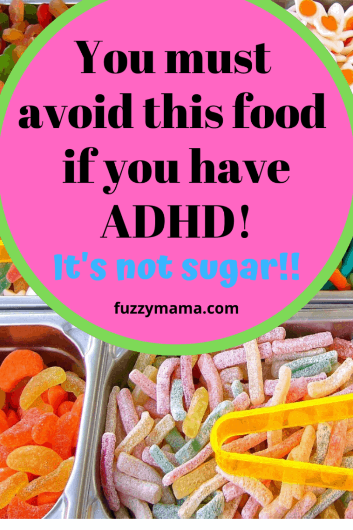 adhd foods to avoid list