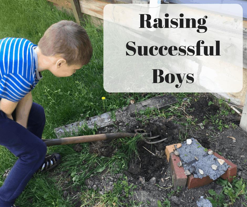 raising successful boys