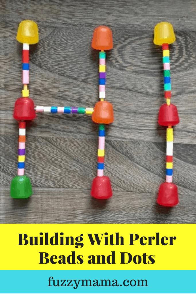 peeler beads and dots