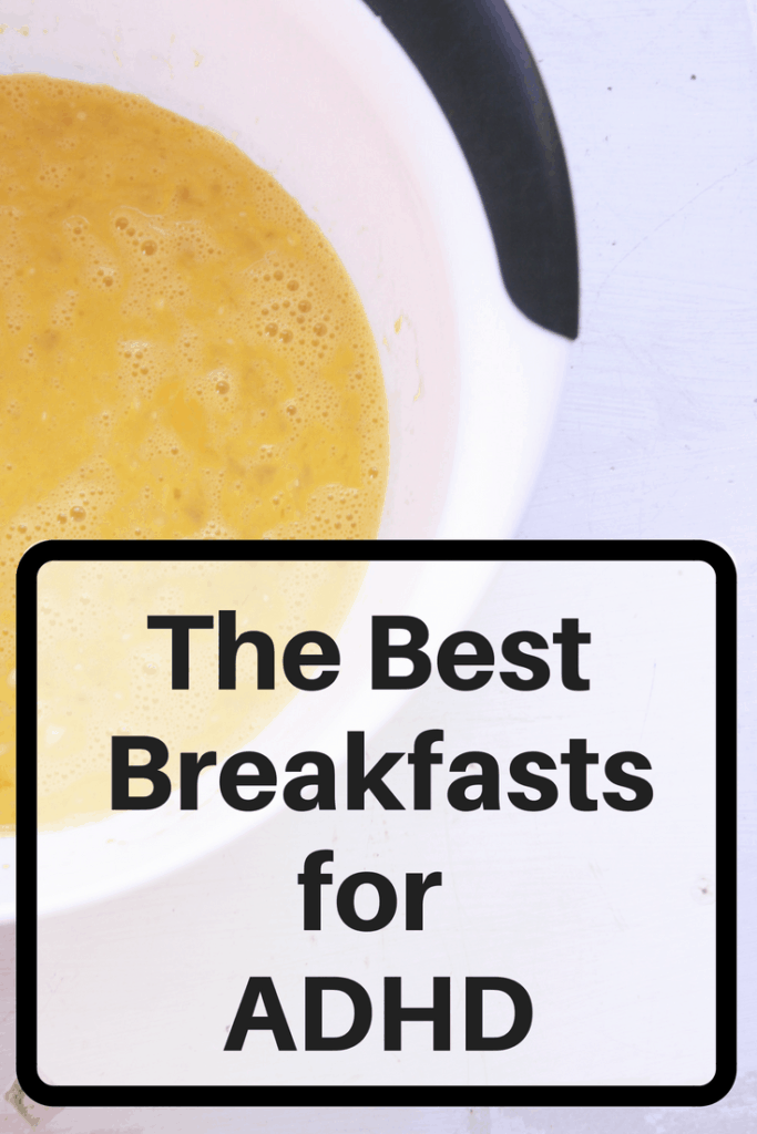 The Best Breakfasts for ADHD gives you our top three high-protein, whole food recipes that you can alter to make them perfect for your ADHD kid. We all know that making  a high protein breakfast part of an ADHD diet is a great alternative remedy. Fuel your ADHD kid for school success with these make ahead breakfast ideas.