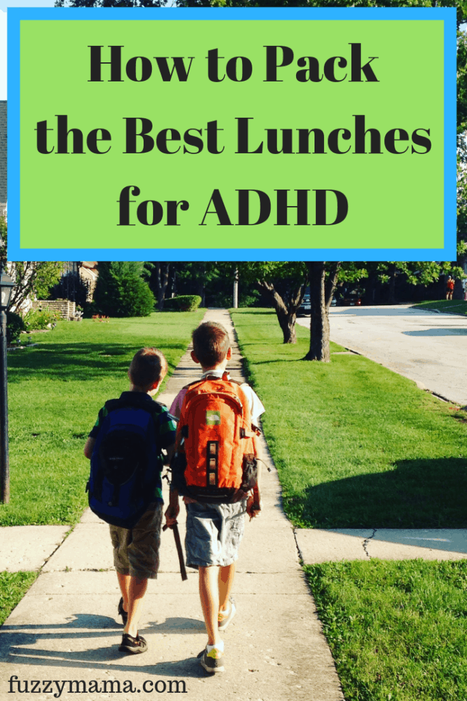 The Best Lunches for ADHD gives you ideas for protein packed food for a great adhd diet. Click through to see how fueling ADHD kids for school success is easy with my whole foods approach for adhd, plus one great snack for adhd. I give you money saving tips, also because good food is expensive! Packing great lunches for adhd does not have to be hard.