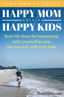 Connecting with Kids: Part One - Feed Yourself First