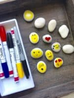emoji rock invitation