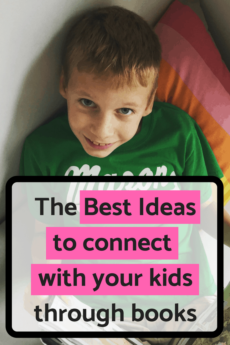 Connecting with Kids Through Books