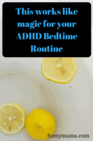 The Best Part of Our ADHD Bedtime Routine
