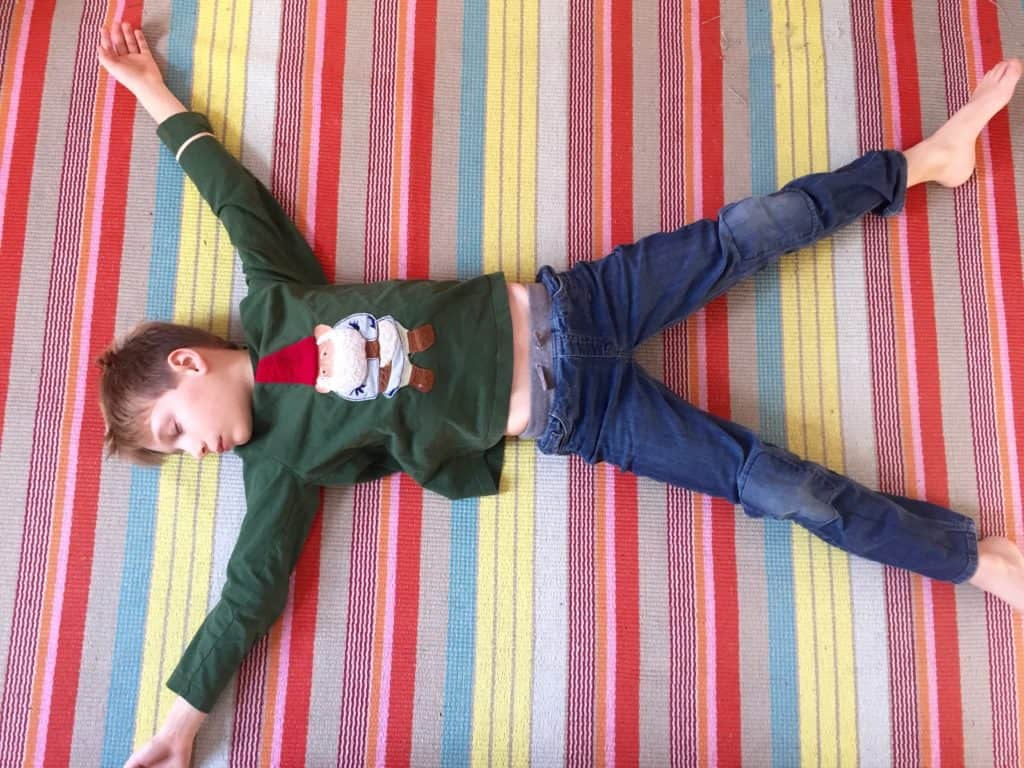 I have tried many things to treat my sons' ADHD and found most success with a variety of natural treatments. While we love eating healthy foods, taking high quality supplements and getting lots of exercise, we have most recently been having great success with using reflex integration therapy to treat ADHD. These simple movements, done on a regular basis, have improved my sons' focus and attentions, quelled explosive outbursts, made transitions easier and improved homework time! This interview with our therapist, Elizabeth Hickman, will give you a better understanding and help you decide if it's right for you.