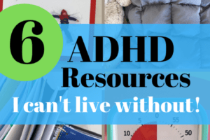 Our Favorite ADHD Resources - Fuzzymama