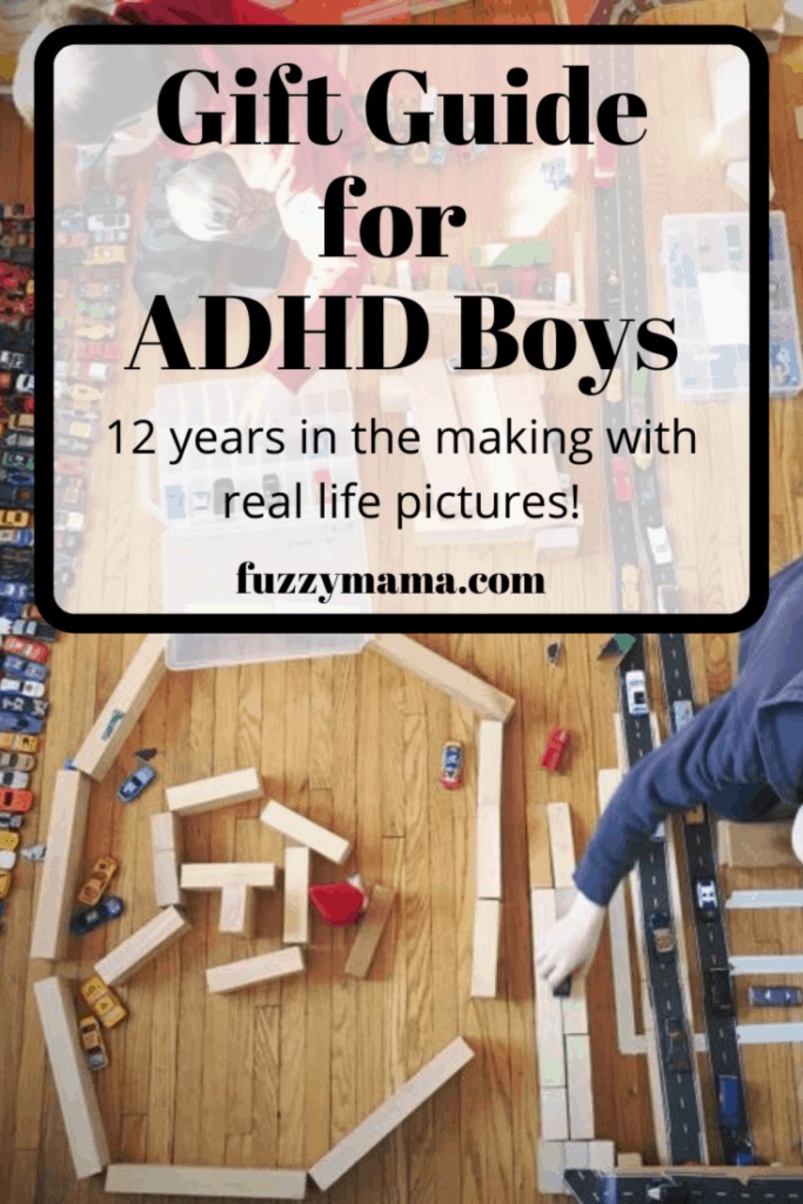 adhd boys