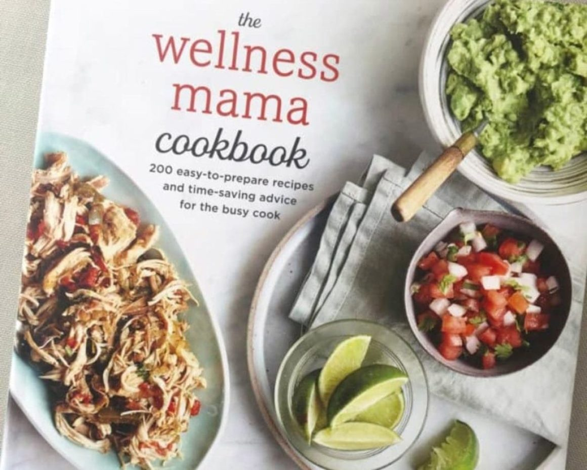 Wellness Mama Cookbook 900x720