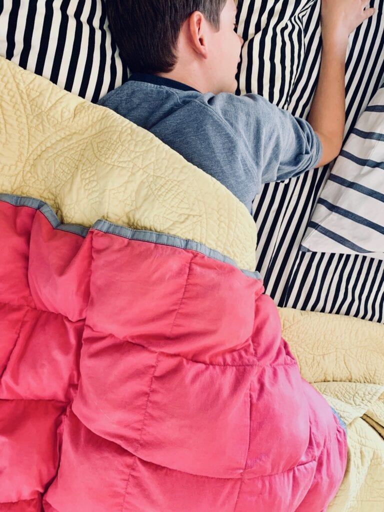 weighted blanket for ADHD