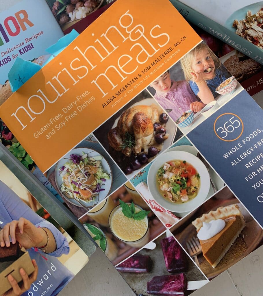 cookbooks for adhd