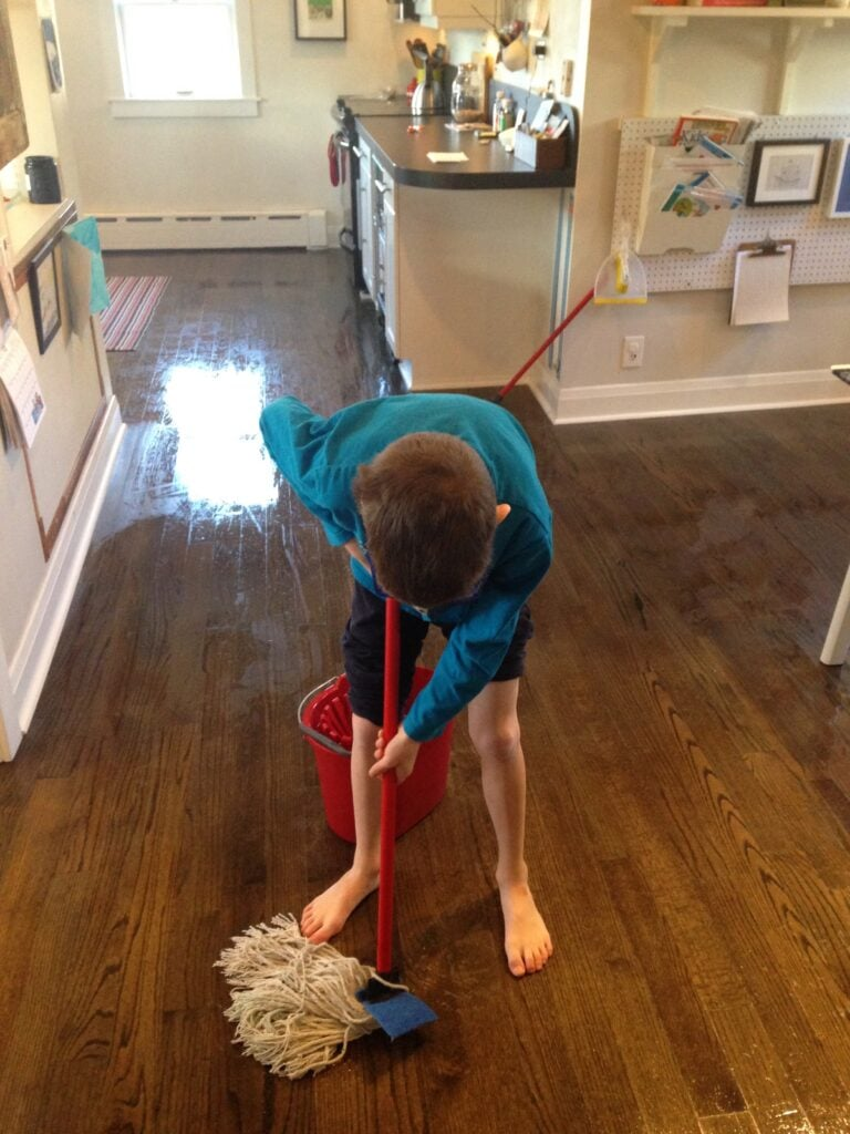 chores for adhd kids